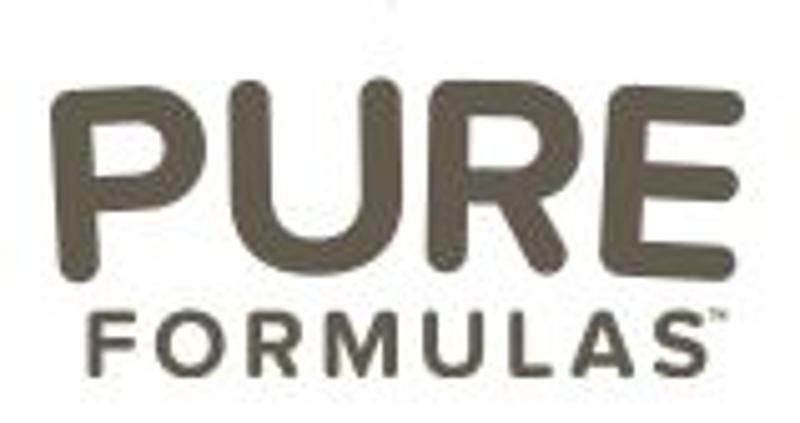 Pure Formulas Coupons & Promo Codes