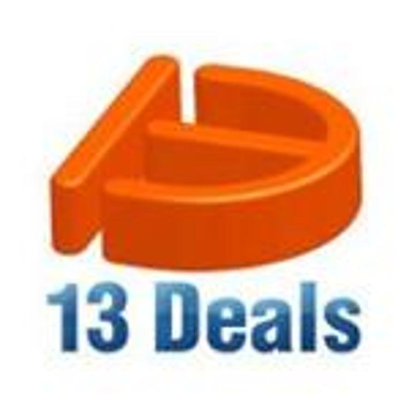 13Deals Coupons & Promo Codes
