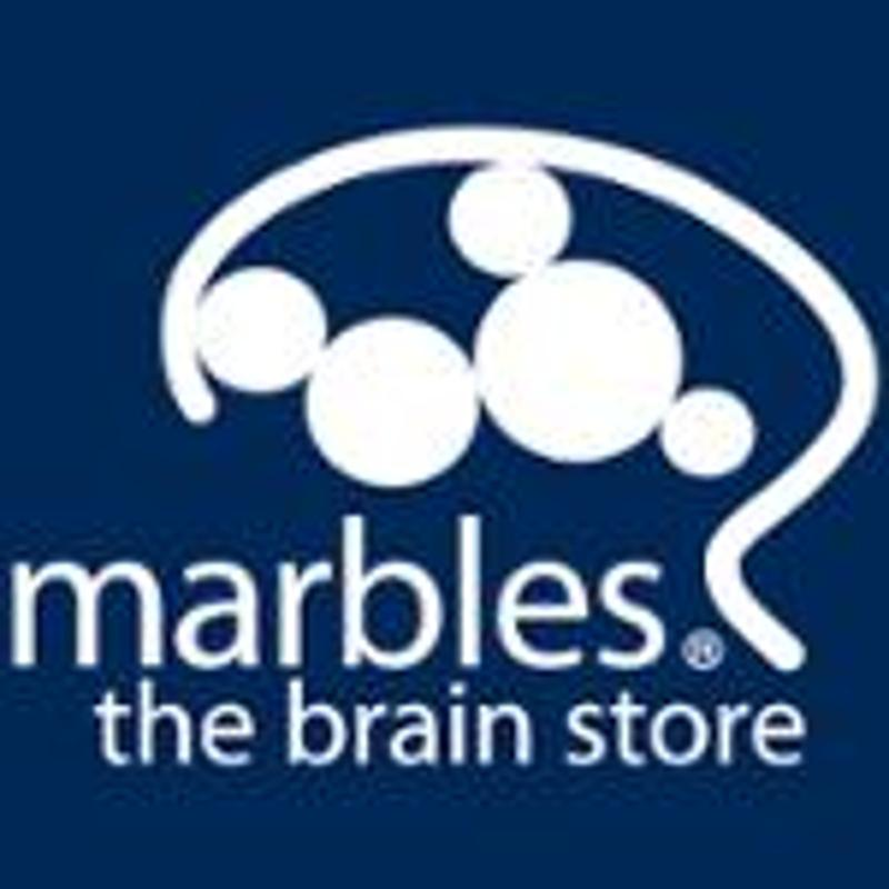 Marbles The Brain Store Coupons & Promo Codes