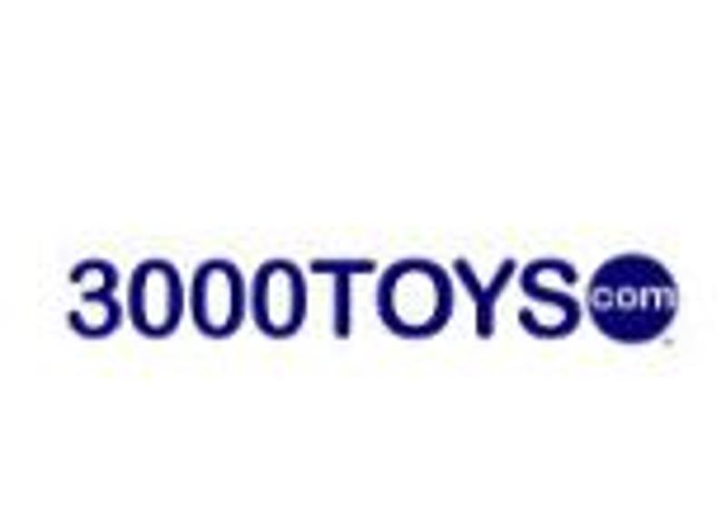 3000TOYS Coupons & Promo Codes