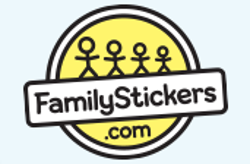 Family Stickers Coupons & Promo Codes