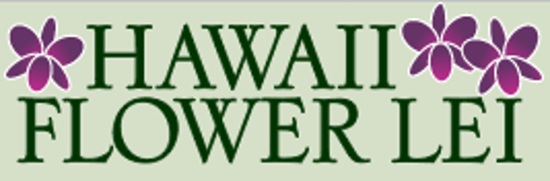 Hawaii Flower Lei Coupons & Promo Codes
